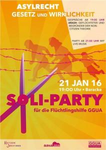 Soli-Party Januar 2016